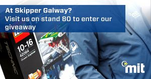 MIT is running a Galway giveaway with three prizes up for grabs.