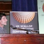 Professor Oscar Iribarne, director of Argentina's Institute of Marine and Coastal Research, gave a presentation on the offshore Patagonian scallop fishery.