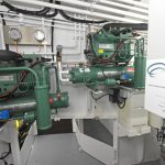 The machinery for Westro's evaporator fan-based fishroom refrigeration system, installed by Airo-Tech Solutions Ltd of Fraserburgh, is housed in a dedicated walk-in room on the main deck…