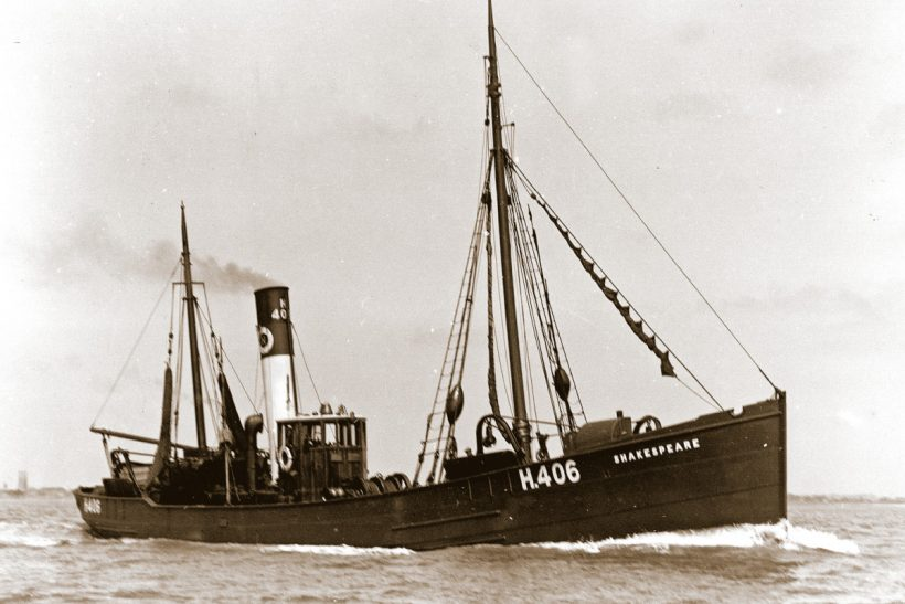 Last voyage of the Cecil Rhodes