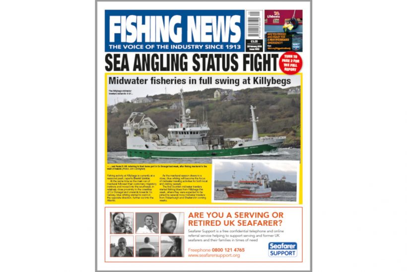 New Issue: Fishing News 28.02.19