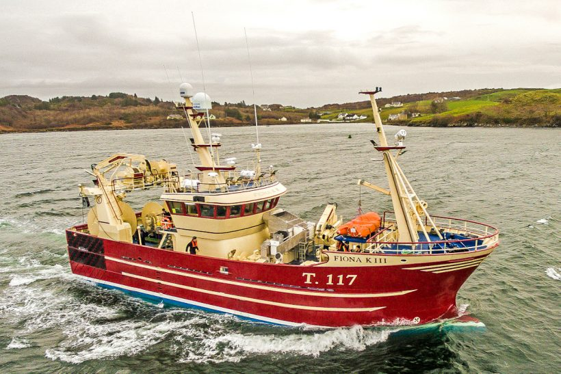 Boat of the Week: Fiona K III T 117