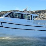 Autonomous vessel testing – all new-builds have vigorous sea trials.