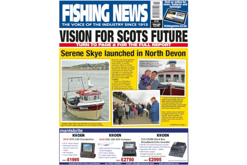 New Issue: Fishing News 14.03.19