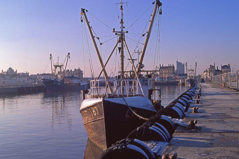 East Anglia's fishery