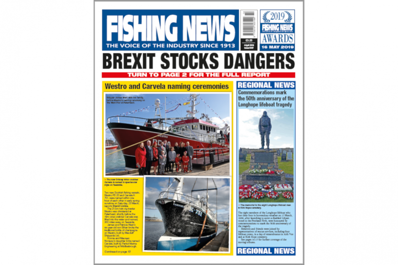 New Issue: Fishing News 04.04.19