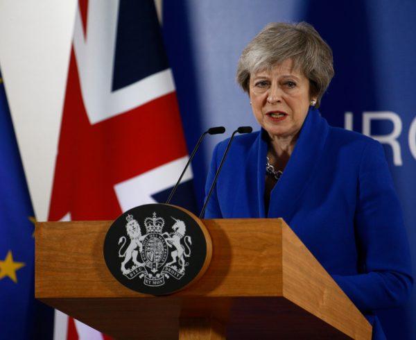 Brexit meltdown