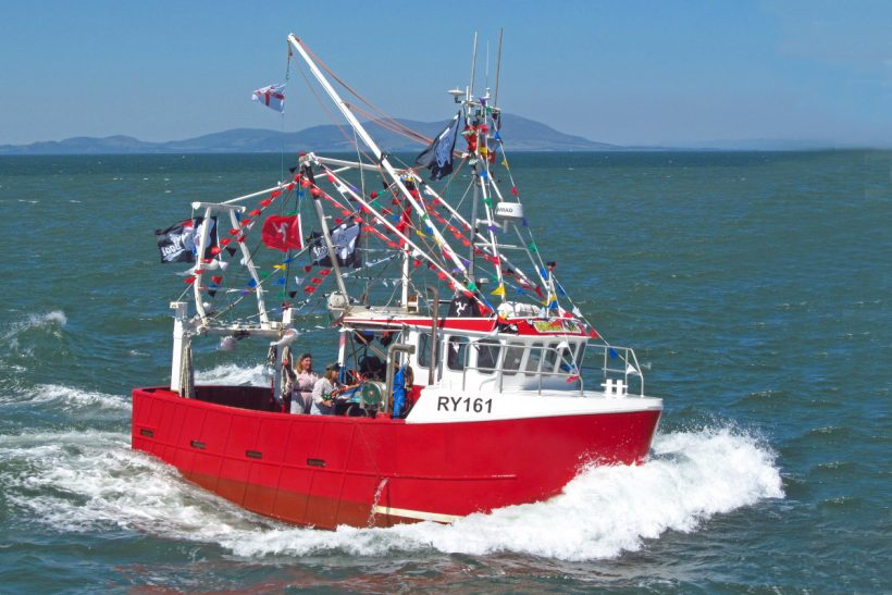 Boat of the Week: Ramsey Jak RY 161