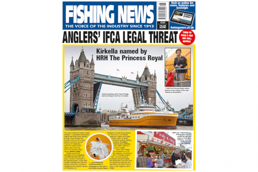 New Issue: Fishing News 02.05.19