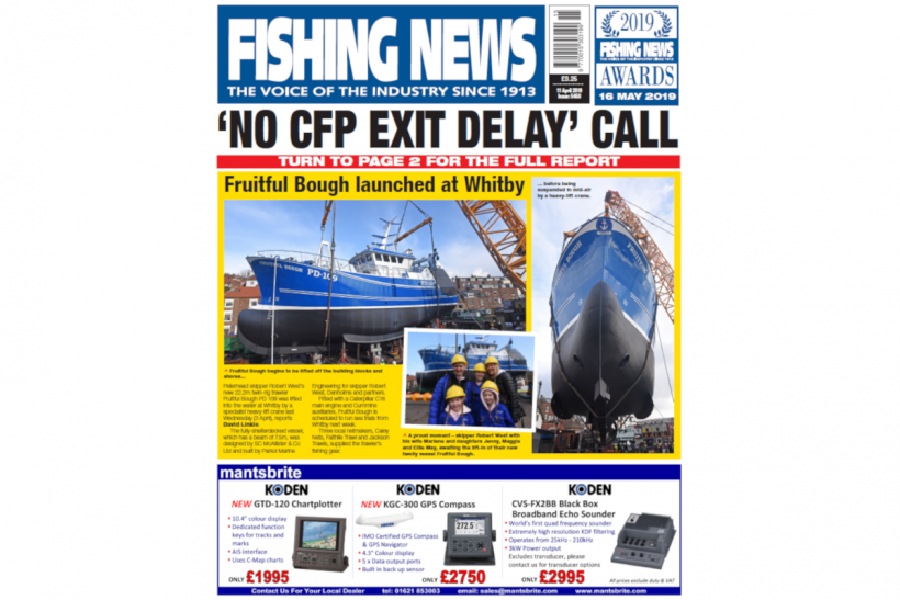 New Issue: Fishing News 11.04.19