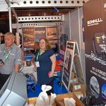 Sonihull protection – Sonihull ultrasonic anti-foul protection systems generated constant interest for Marine Supplies (International) Ltd.