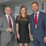 Duncan MacLean, Sarah Foster and Malcolm Mackay of Brodies LLP.