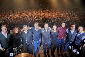 Top Scottish band Skipinnish.