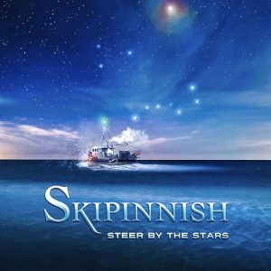 The Tobermory creel boat Dawn Treader is featured on Skipinnish's new CD Steer by the Stars.