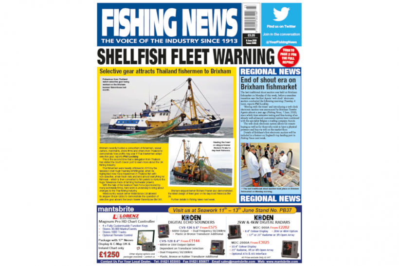 New Issue: Fishing News 06.06.19