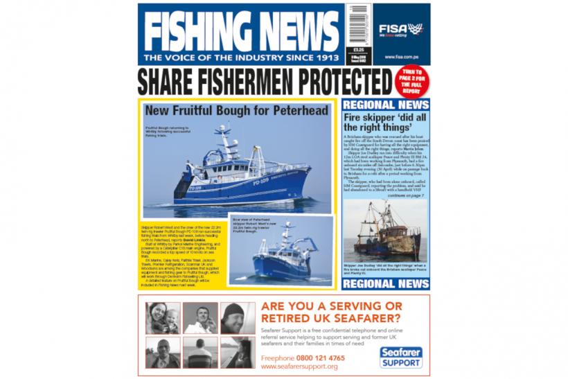 New Issue: Fishing News 09.05.19