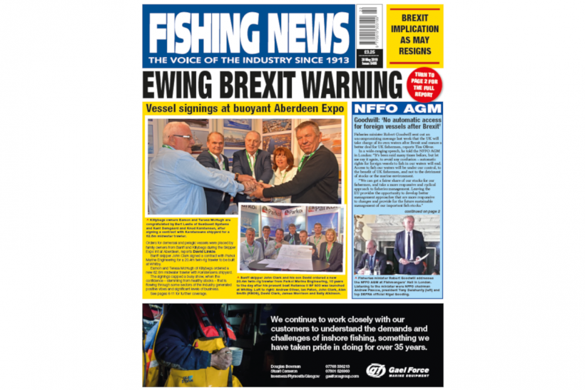 New Issue: Fishing News 30.05.19