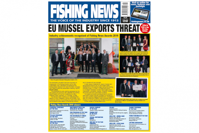 New Issue: Fishing News 23.05.19