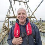 Jocalinda skipper/owner Paul Richardson.