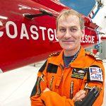 HM Coastguard Captain Chris Trubshaw.