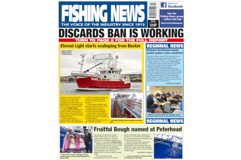 New Issue: Fishing News 13.06.19