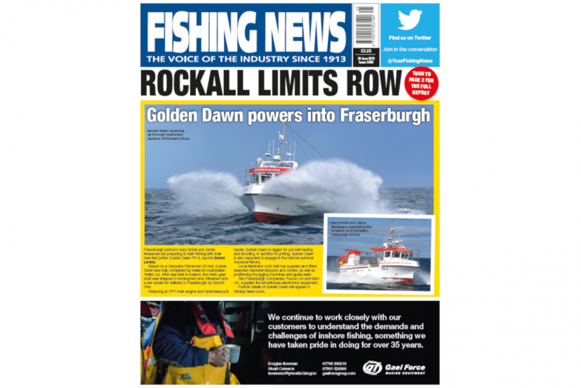 New Issue: Fishing News 20.06.19