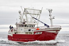 Eternal Light is Whitelink Seafoods' first new boat.