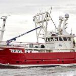 Eternal Light is built to a new hull design developed by Macduff Shipyards Ltd.