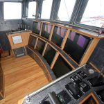 Eternal Light's advanced array of electronic wheelhouse equipment was supplied by three Fraserburgh companies.