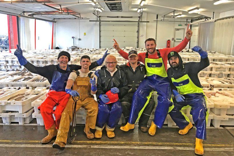 Trawlermen: Celebs at Sea