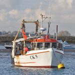 Valkyrie II has been back in West Mersea, where she started her career in 1989, for 12 years.