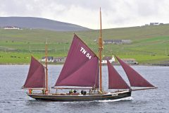 Westward Ho returns to Faroe from Shetland