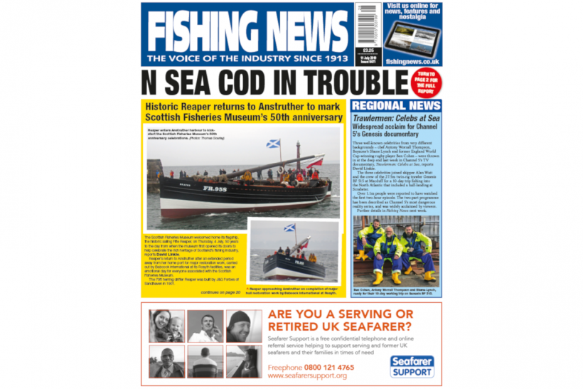 New Issue: Fishing News 11.07.19