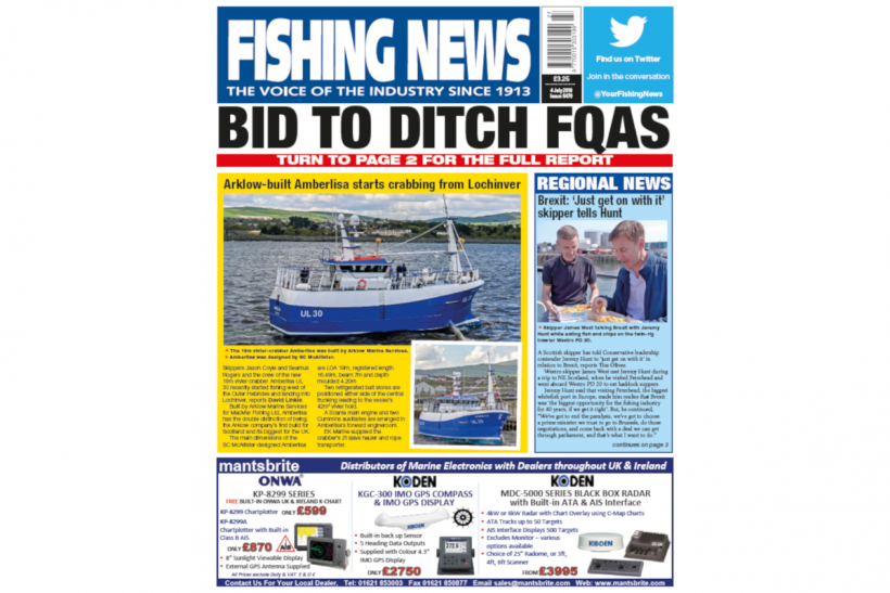 New Issue: Fishing News 04.07.19