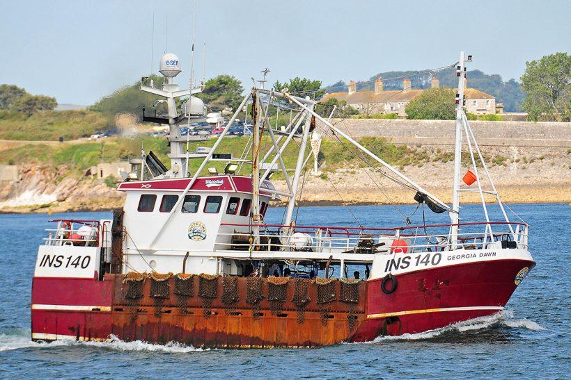 Boat of the Week: Georgia Dawn INS 140
