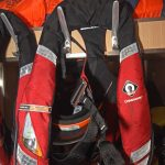 … including Crewsaver lifejackets fitted with PLBs.