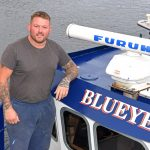 Blueye skipper/owner Colin Graham.