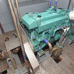 A new Doosan L126 TIH main engine and Dong-I gearbox were installed by JD Marine.