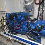 The Sole Diesel 19.5kW genset.