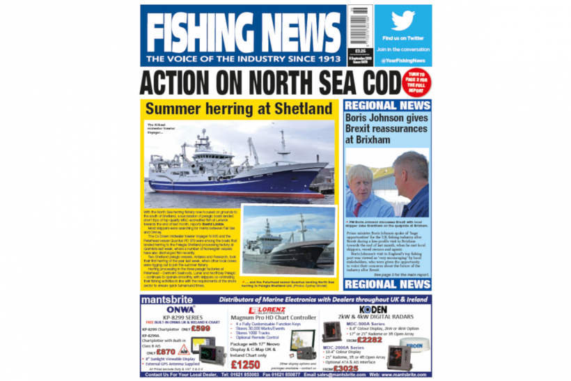 New Issue: Fishing News 05.09.19