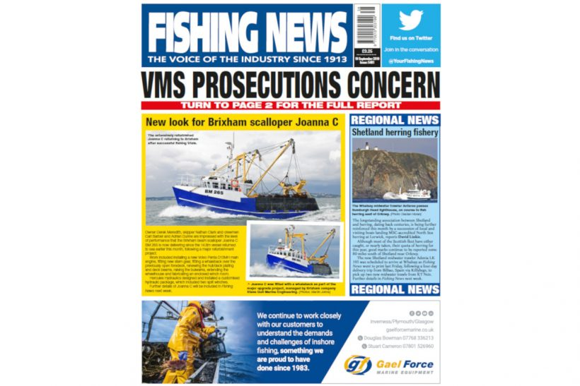New Issue: Fishing News 19.09.19