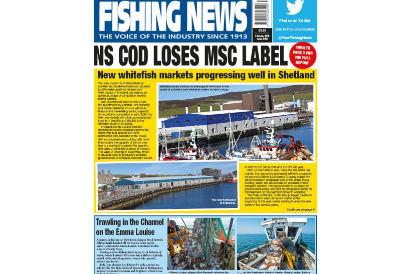 New Issue: Fishing News 03.10.19