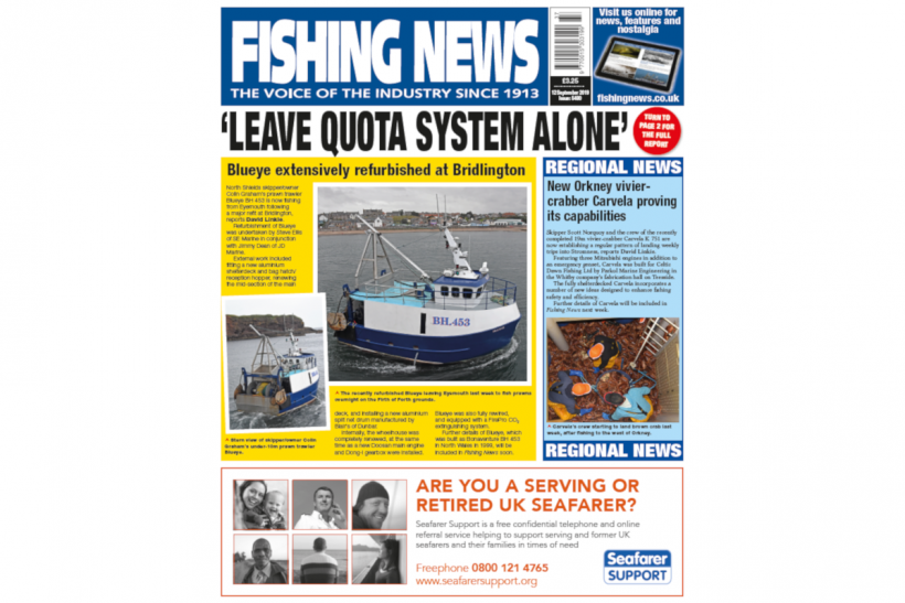 New Issue: Fishing News 12.09.19