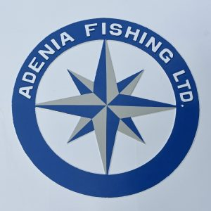 Adenia Fishing Logo