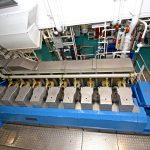 Adenia's Rolls-Royce Bergen Diesel B33:45 main engine…