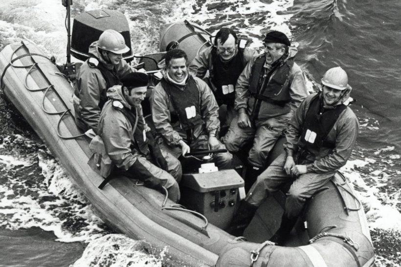 Jim Portus: 30 years at the helm