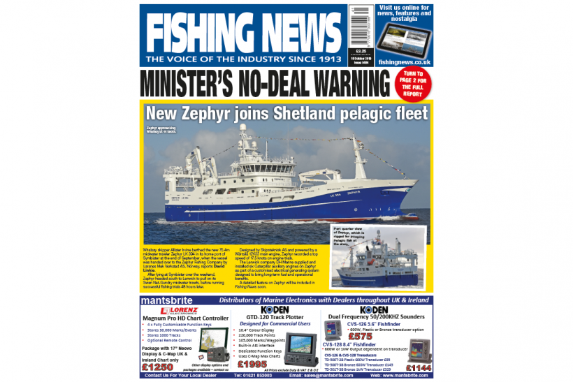 New Issue: Fishing News 10.10.19