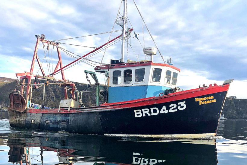 Boat of the Week: Maureen Frances BRD 423
