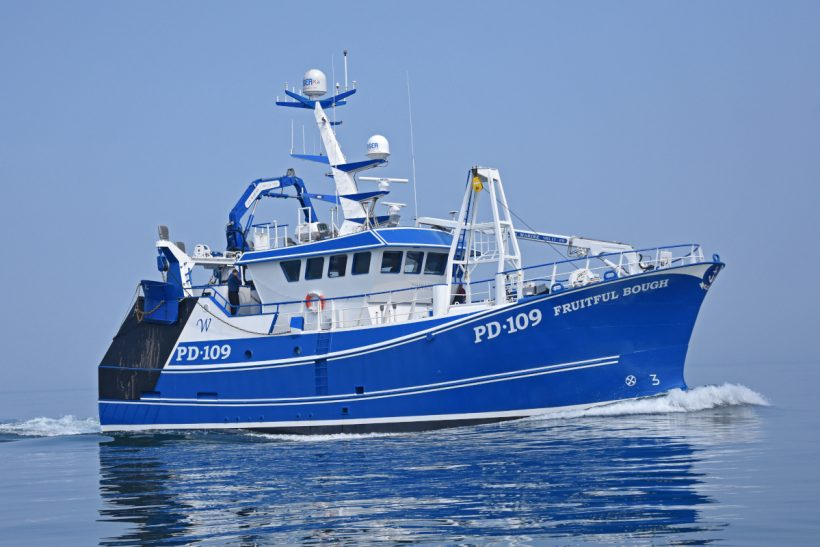 Boat of the Week:Fruitful Bough PD 109