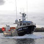Dalwhinnie is based on a Buccaneer 46 hull moulded by Paul Ching of Roche.